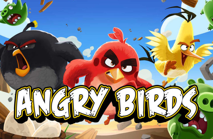 Permainan Angry Bird